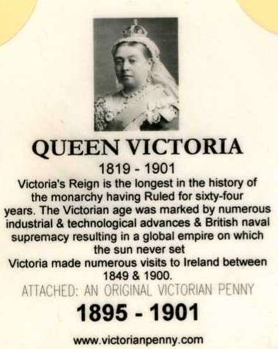 An introduction to the history of queen victoria
